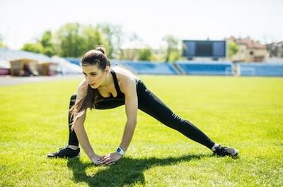 Подготовка к бегу на средние дистанции
