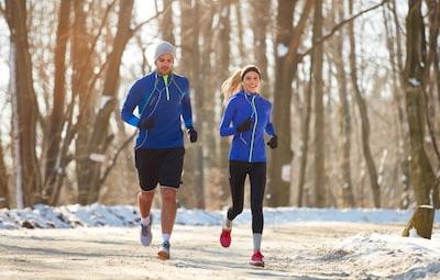 Правильная одежда для бега зимой