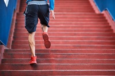 Что дает бег по лестнице?