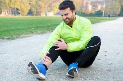 Причины боли в ногах после бега