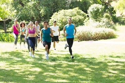 Чтобы похудеть, сколько надо бегать?