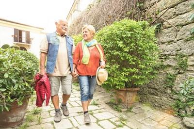 Ходьба как средство для долголетия
