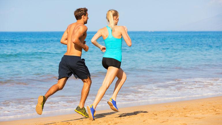 Чем хорош бег для мужчины