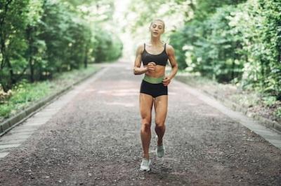Бег как средство для сжигания жира