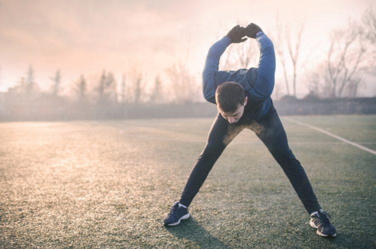 Как восстановить мышцы после бега?