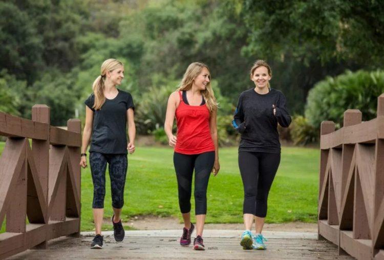 Оздоровительная ходьба – профилактика вашего здоровья