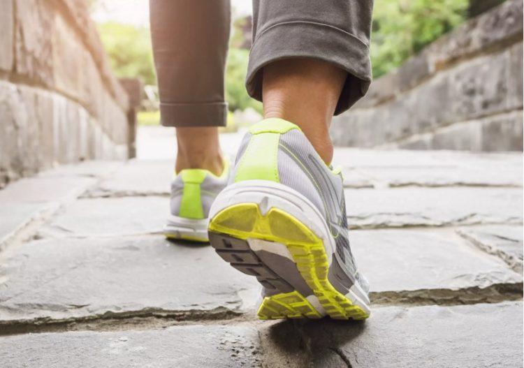 Как исправить походку
