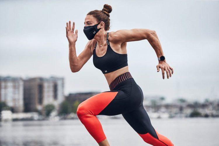 Как выбрать маску для бега?