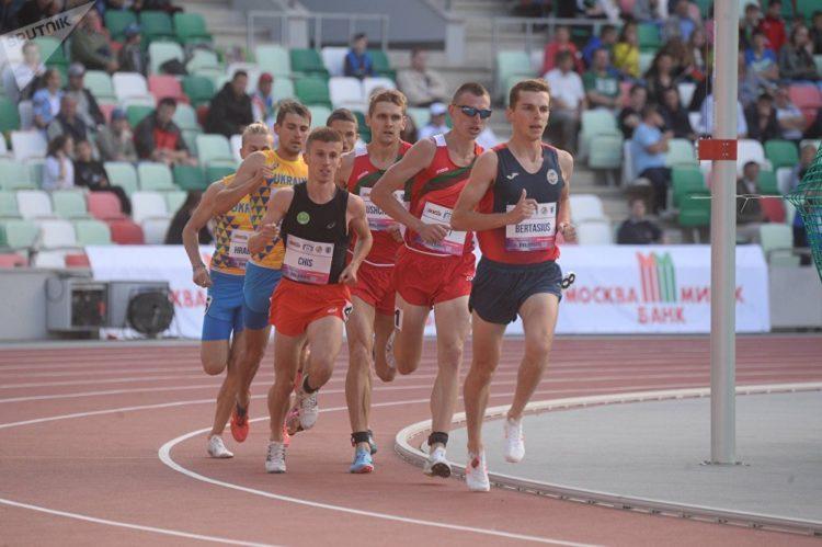 Как улучшить результаты в беге на 800 метров