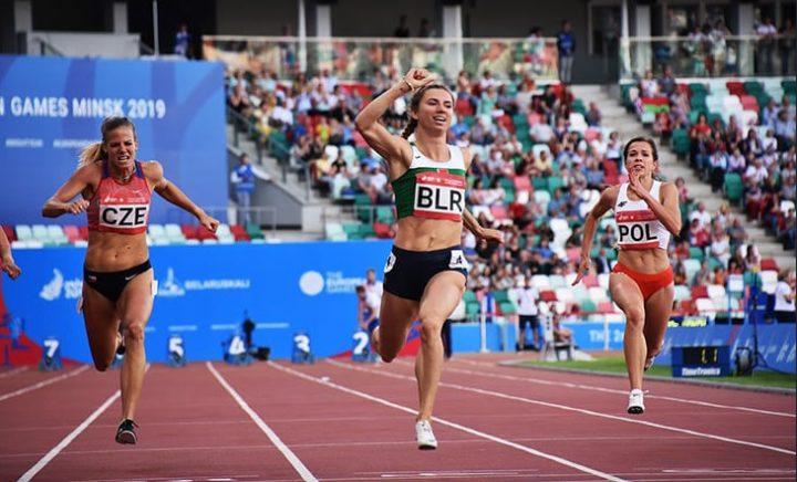 Бег 200 метров, как удержать максимальную скорость?