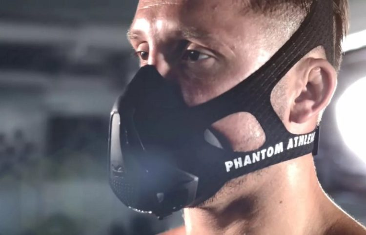 Phantom Training Mask от PHANTOM ATHLETICS