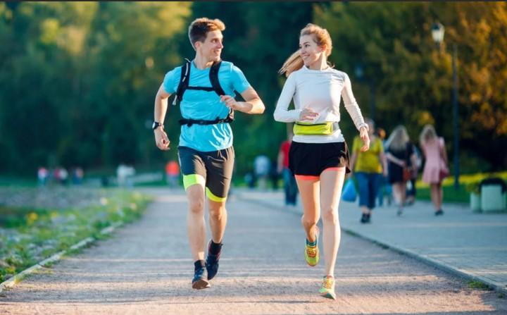 Бег с ходьбой оптимальное решение