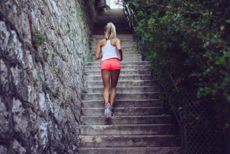 Какие плюсы от ходьбы по лестнице?